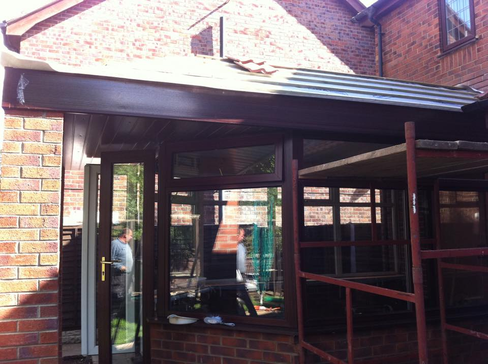 Conservatory Roof Replacement Dms Joinery