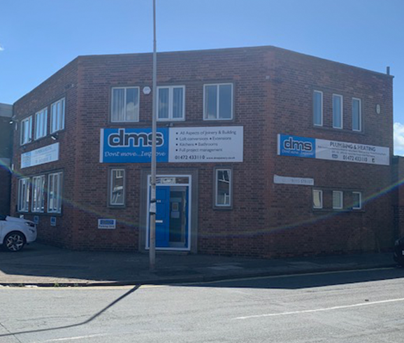 DMS Office, Grimsby